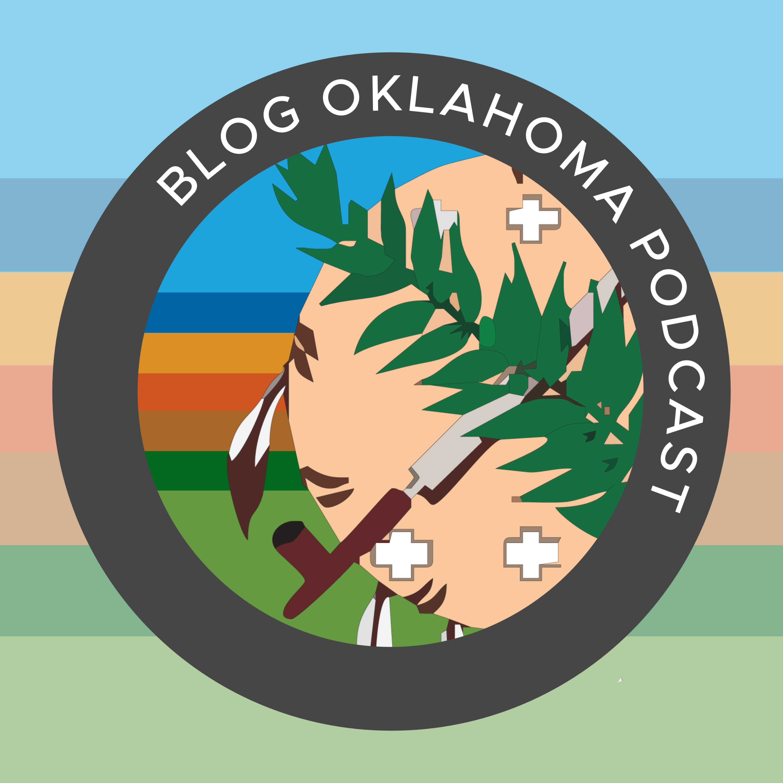 Blog Oklahoma Podcast show art