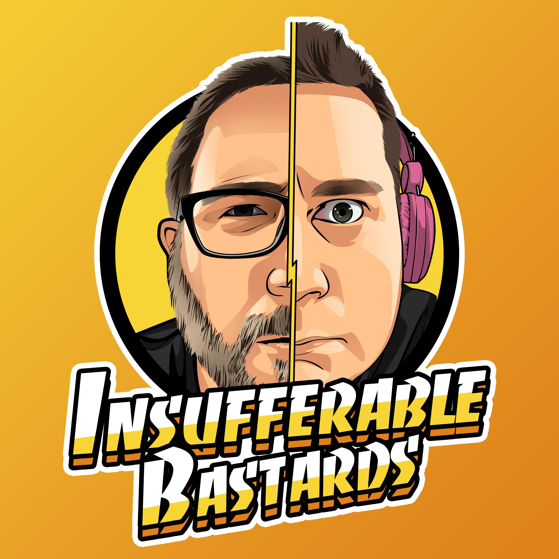 Insufferable Bastards show art