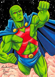 Heroes and Villains 93: From the Vault! Martian Manhunter