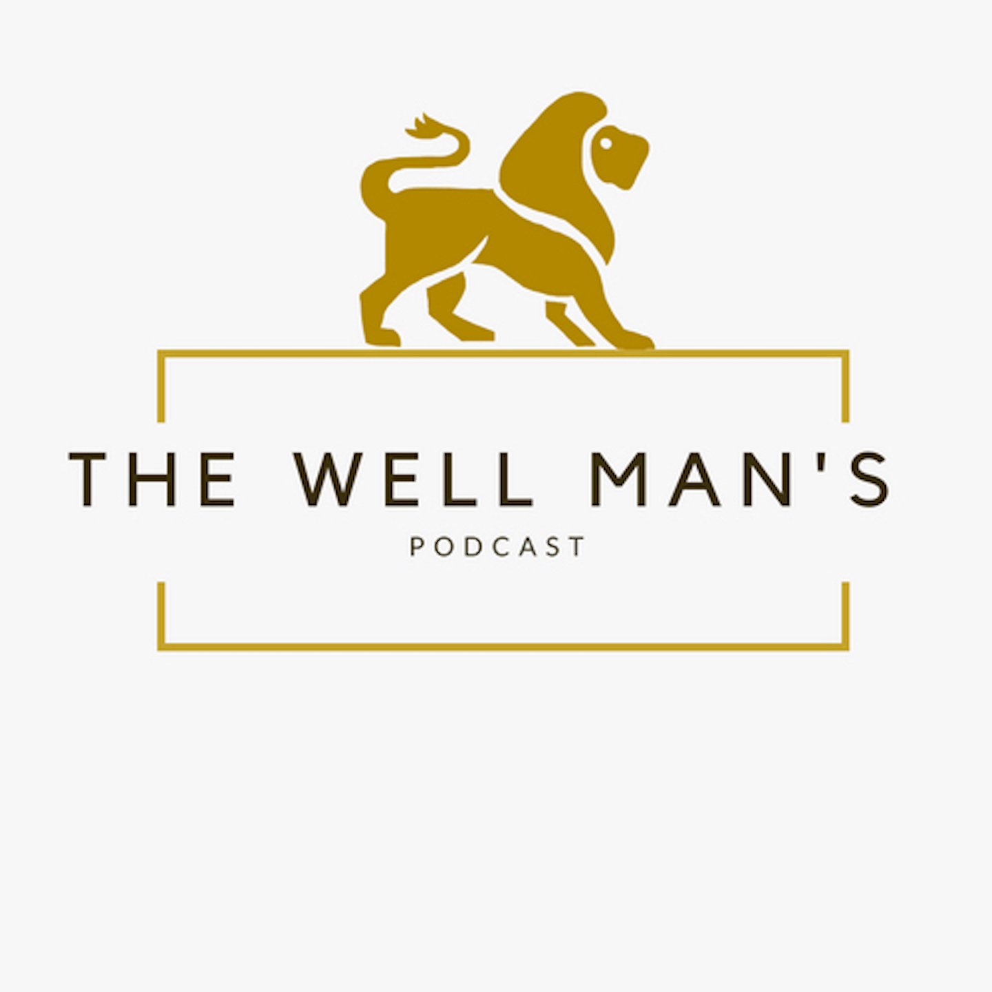 The Well Man's Podcast show art