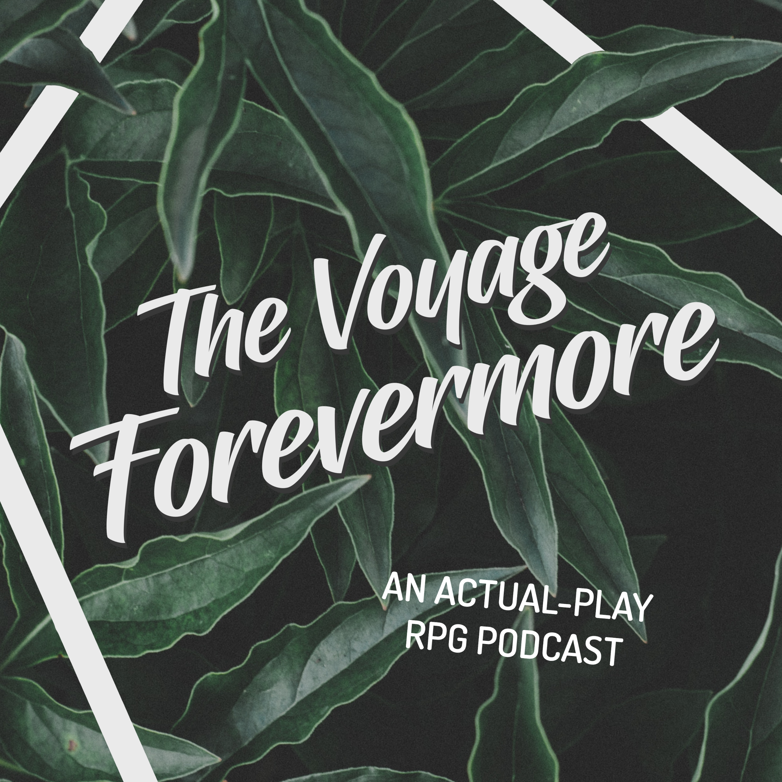 The Voyage Forevermore show art