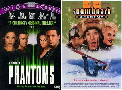 Episode 59 - Phantoms and Snowboard Academy