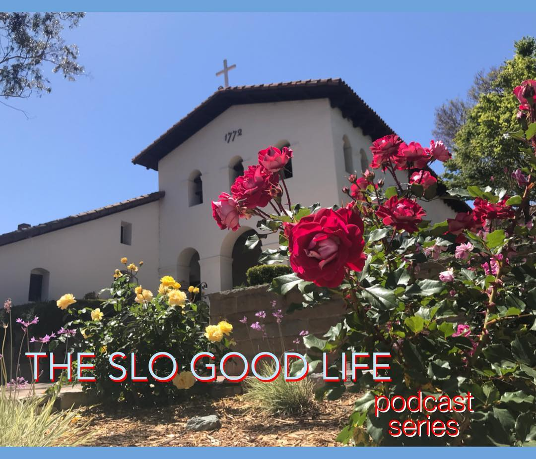 SLO Good Life Podcast show art