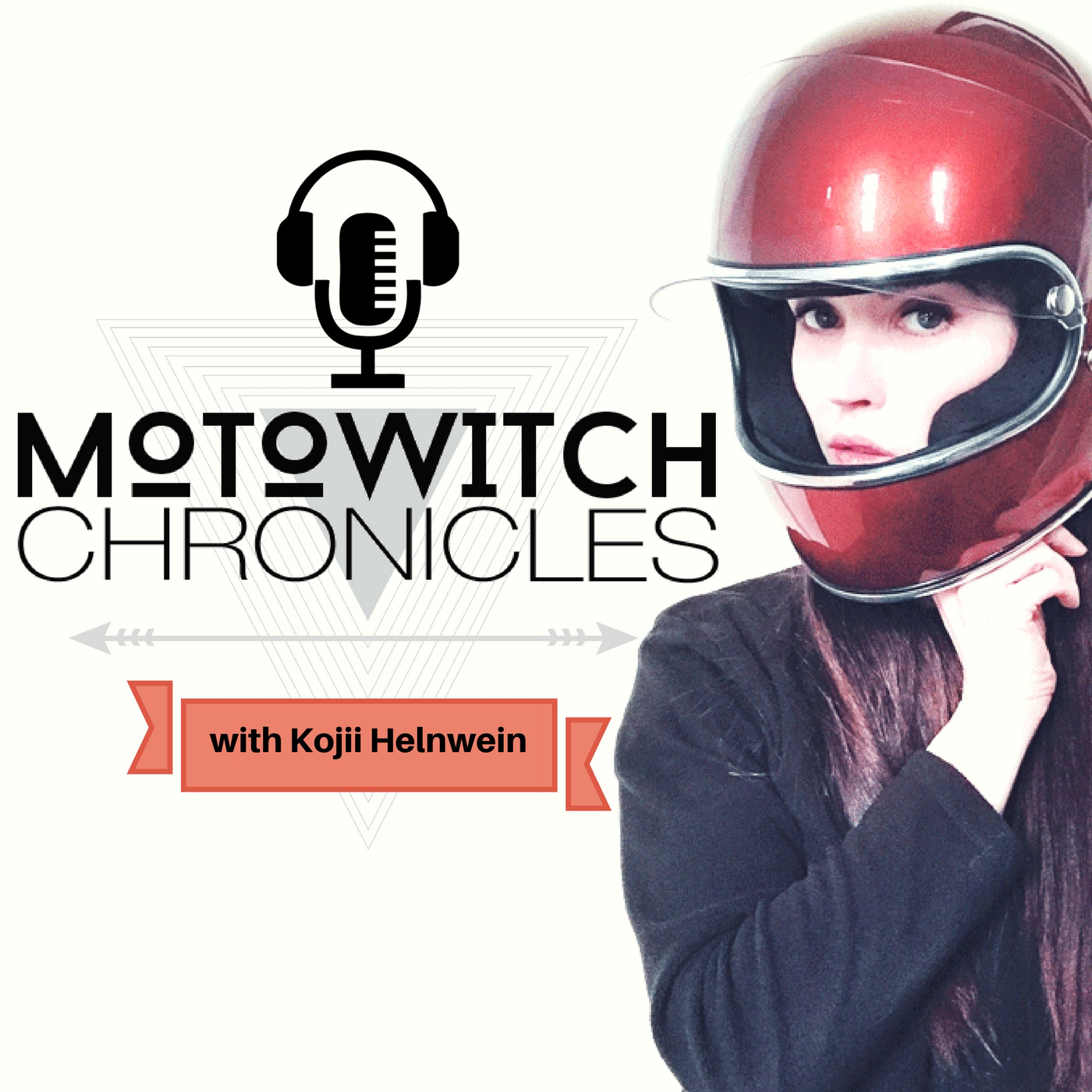 Motowitch Chronicles Motorcycle Podcast show art