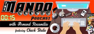 The Mando Method Podcast: Episode 257 - Write For Yourself show art