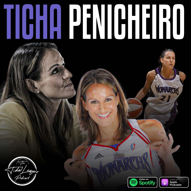 Ticha Penicheiro WNBA Legend