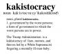 Artwork for Ep. 11: Suck My Kakistocracy