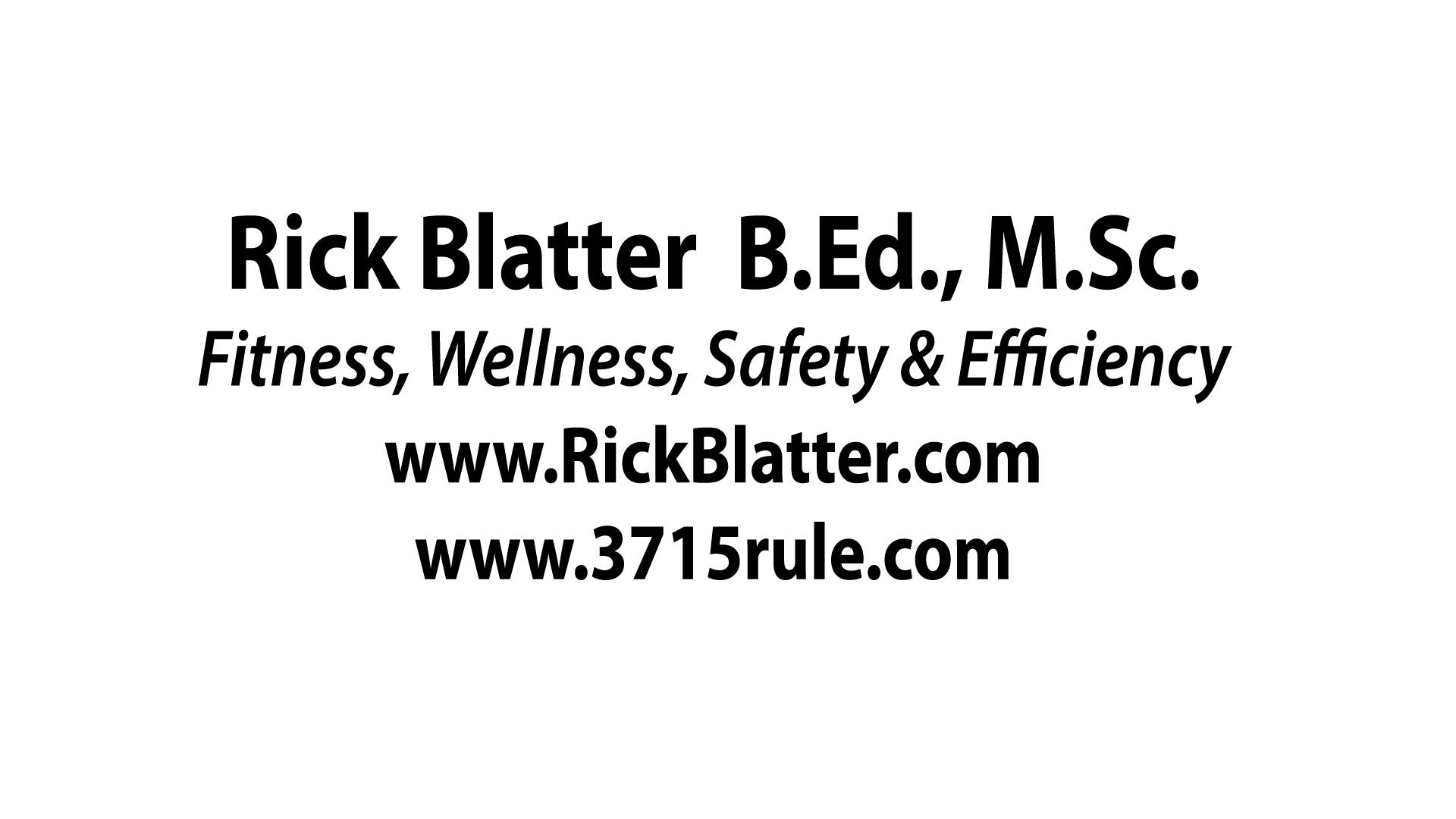 Rick Blatter