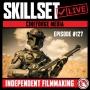 Artwork for Skillset Live Episode #127: Independent Filmmaking with CineForge Media