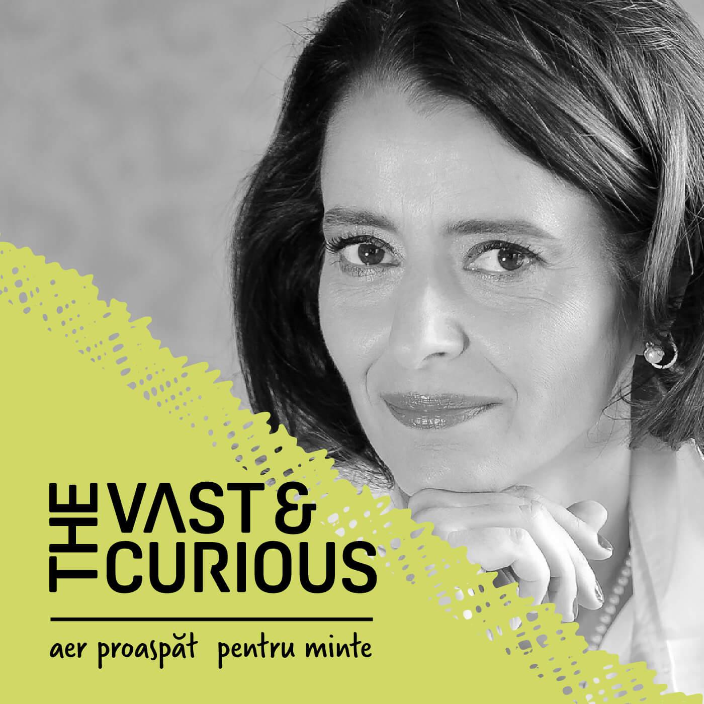 Vast and Curious, cu Andreea Roșca show art