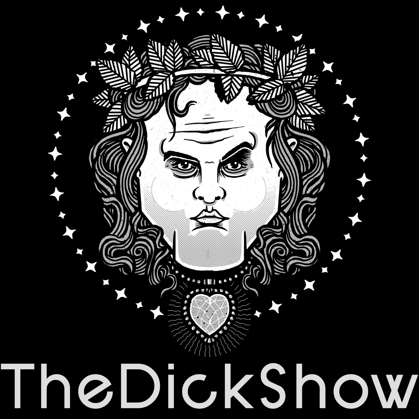 The Dick Show show art