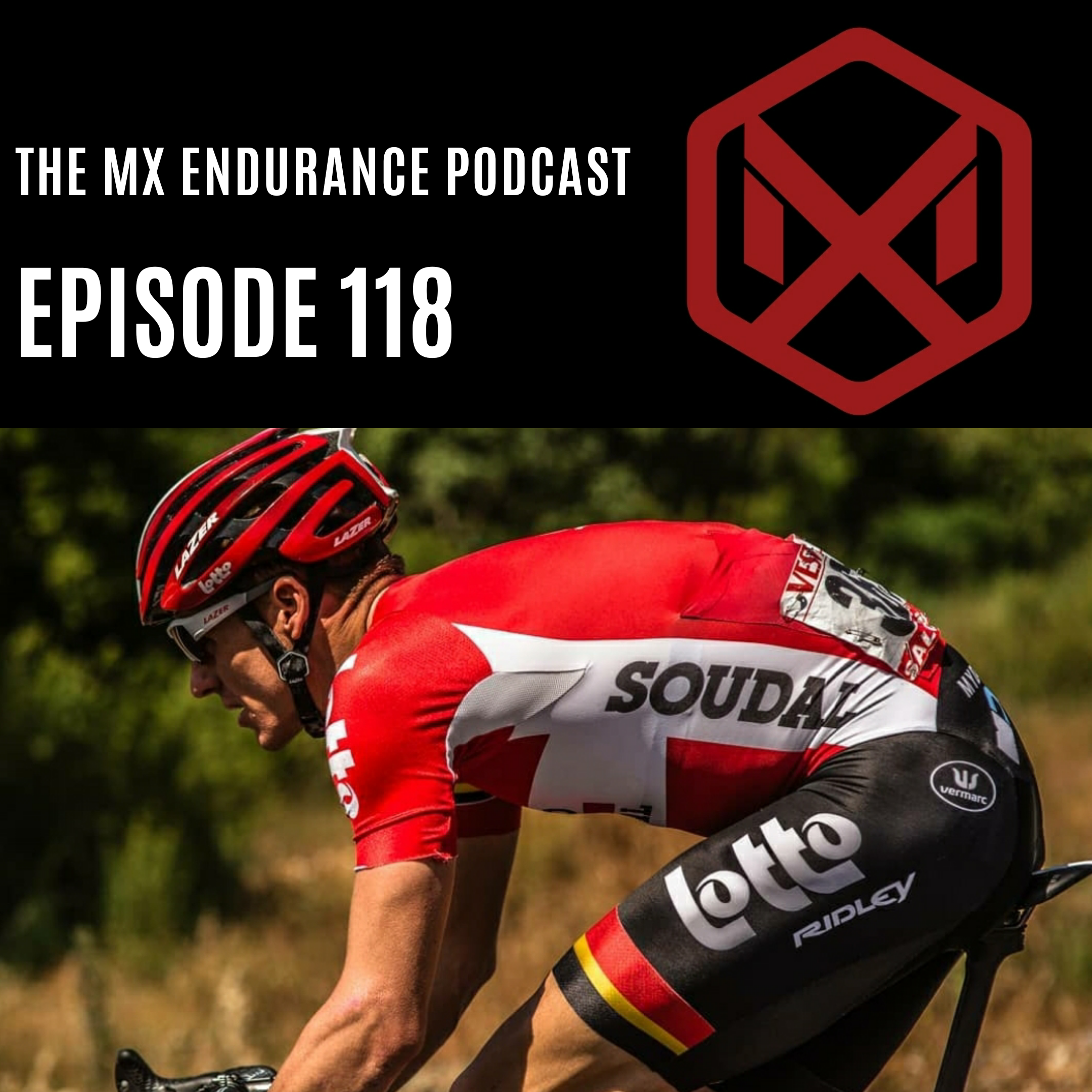 #118 - Could a Pro Cyclist Win Kona With Adam Hansen