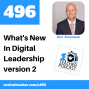 Artwork for What's New In Digital Leadership version 2