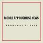 Artwork for App Business News - 1 Feb 2016