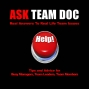 Artwork for ATD-1: Ask Team Doc Podcast Introduction