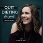 Artwork for Episode #10: Surrendering to the Fear of Weight Gain with Isabel Foxen Duke