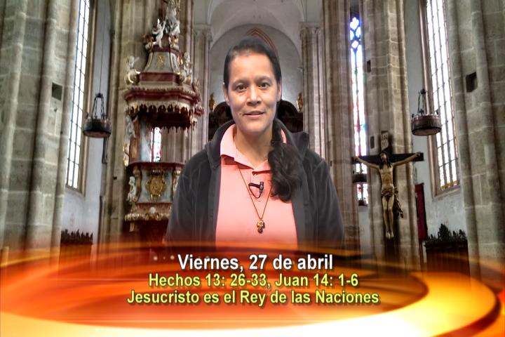 Artwork for Dios te Habla con Hermana Nubia Ramírez  : Tema el hoy: Jesucristo Es El Rey De Las Naciones. Aleluya.