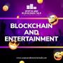 Artwork for Blockchain and Entertainment #32