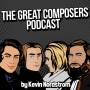 """Artwork for 44 - """"Interview with Alan Walker and Daniel Vnukowski"""" a classical music podcast"""