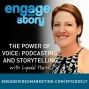 Artwork for EWS047: The Power of Voice: Podcasting and Storytelling