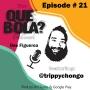 Artwork for Fresh or Phresh presents Que Bola Ep. 21 Hialeah Creative Trippy Chongo