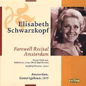Elizabeth Schwarzkopf's 1977 Farewell