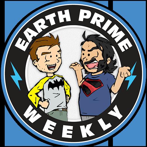 Artwork for Episode 45: Superfriends