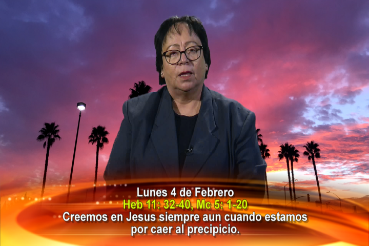 Artwork for Dios te Habla con Paulina Espinosa; Creemos en Jesus siempre aun cuando estamos por caer al precipicio.