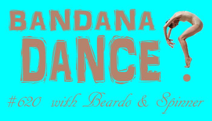 Bandana Blues#620 Dancin' Fools!!