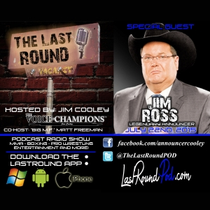TLR #14 Jim Ross Good Ol' J.R. - WWE Legend