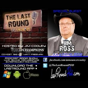 TLR #14 Jim Ross Good Ol' J.R. - WWE Legend
