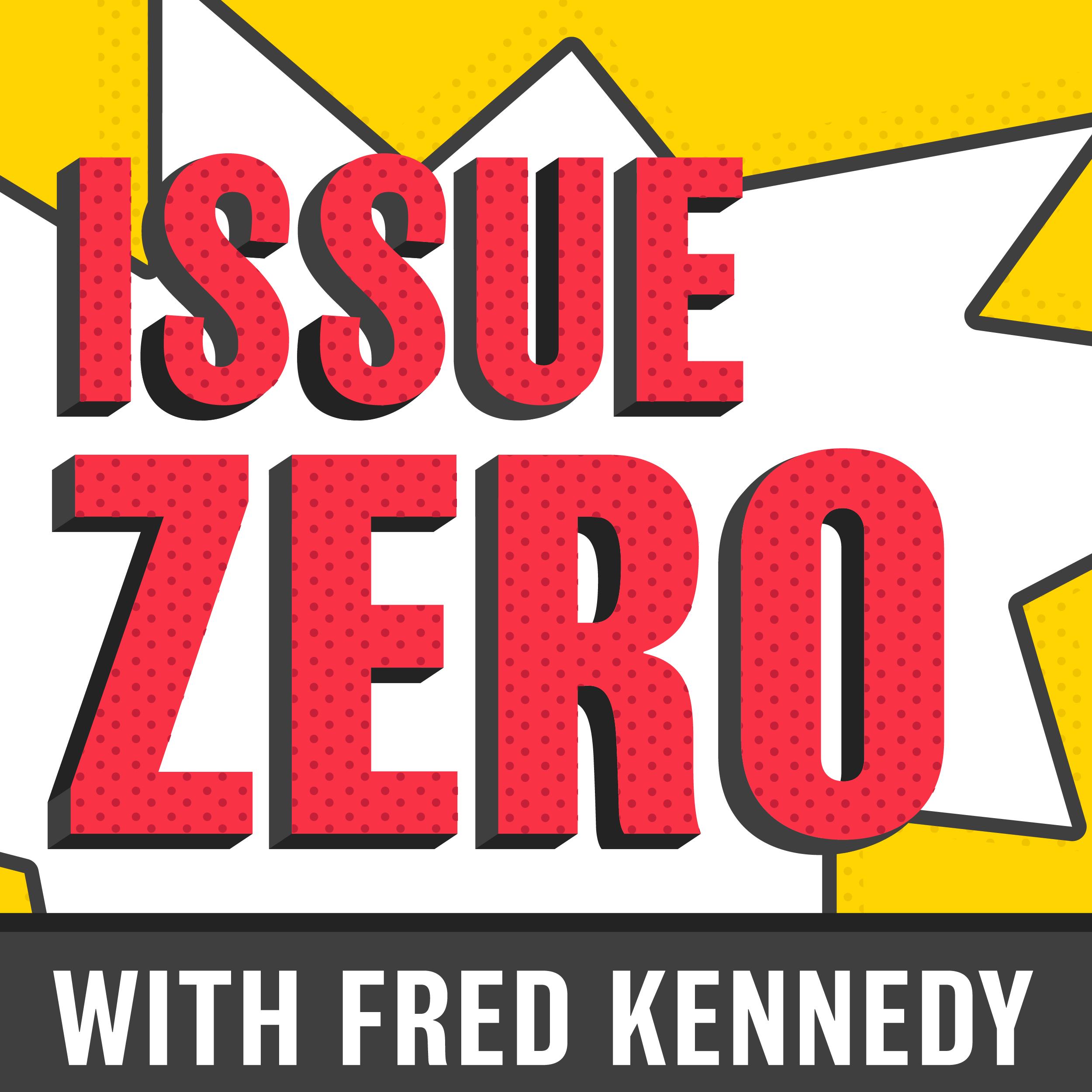 Artwork for Issue Twenty with Jim Zub
