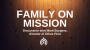 Artwork for Family on Mission | Interview with Mark Burgess