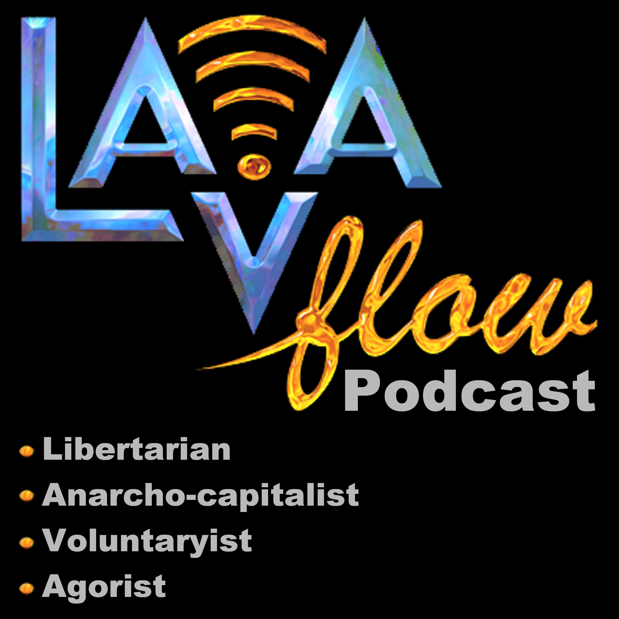 Artwork for TLF001 - Why Another Libertarian Podcast