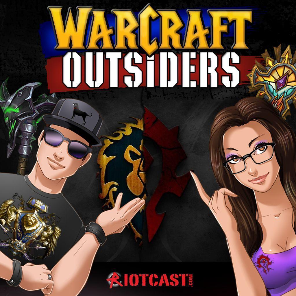 Artwork for Warcraft Outsiders - Reboot Episode 10