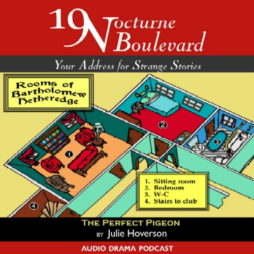 19 Nocturne Boulevard - The Perfect Pigeon