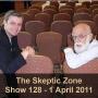 Artwork for The Skeptic Zone #128 - 1.April.2011
