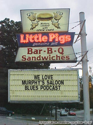 Murphy's Saloon Blues Podcast #126 - More Watermelon