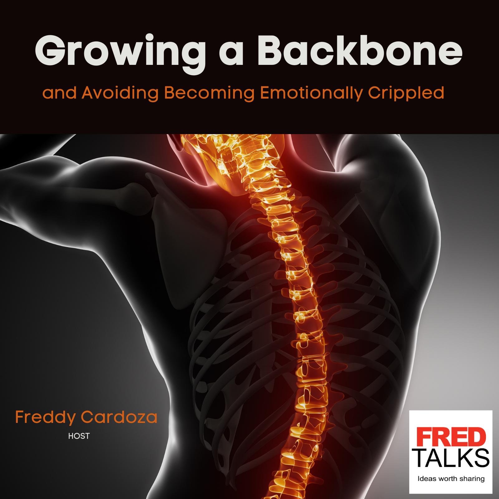 Growing a Backbone