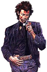 Heroes and Villains 67: Jesse Custer/ Preacher with Dan Ritchie