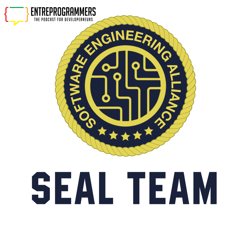 Entreprogrammers - Seal Team show art