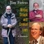 Artwork for Writing Straight with Crooked Lines, with Jim Forest and Robert Ellsberg