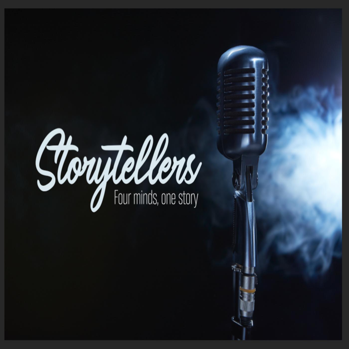 Storytellers show art
