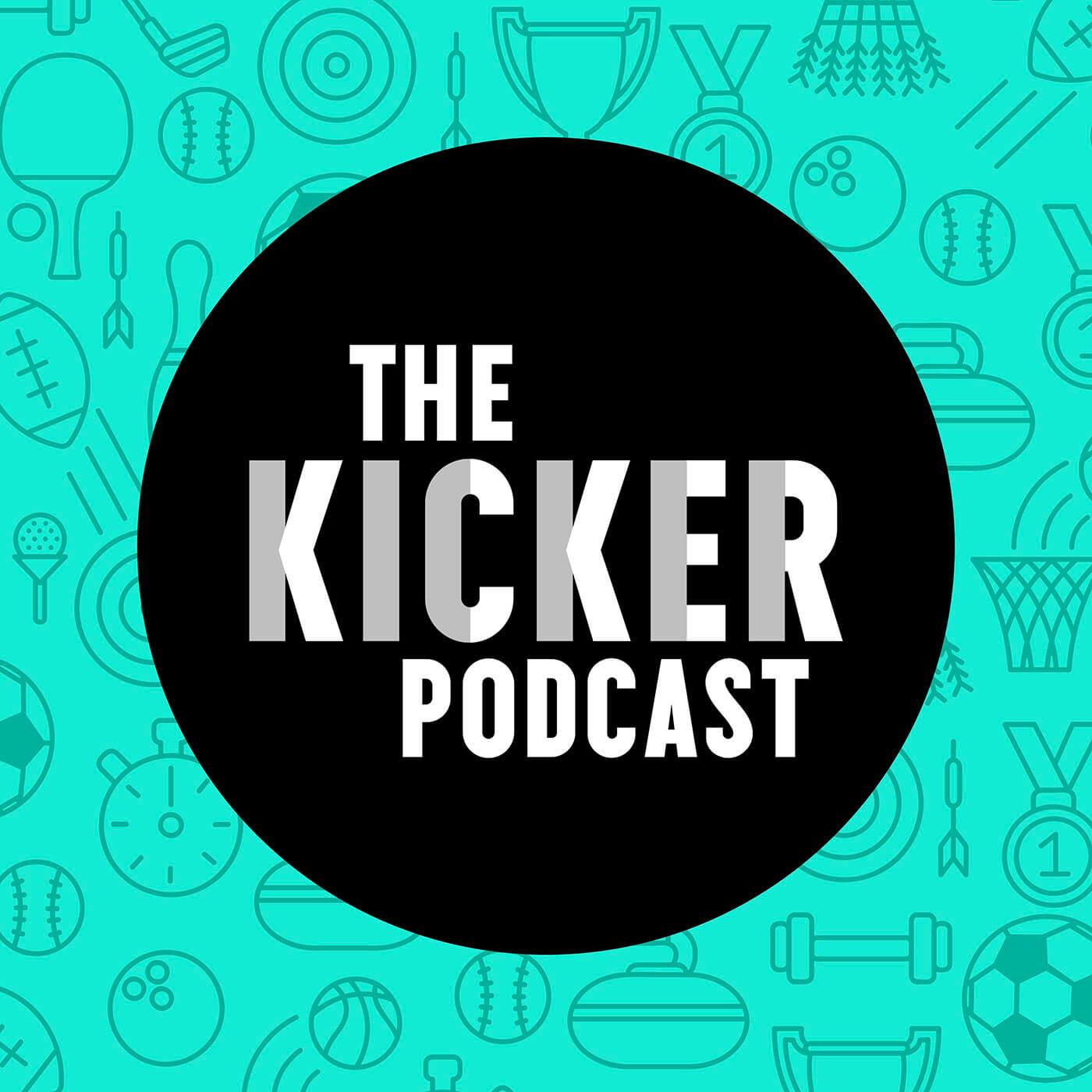 The Kicker Podcast: A Sports - Comedy Show logo