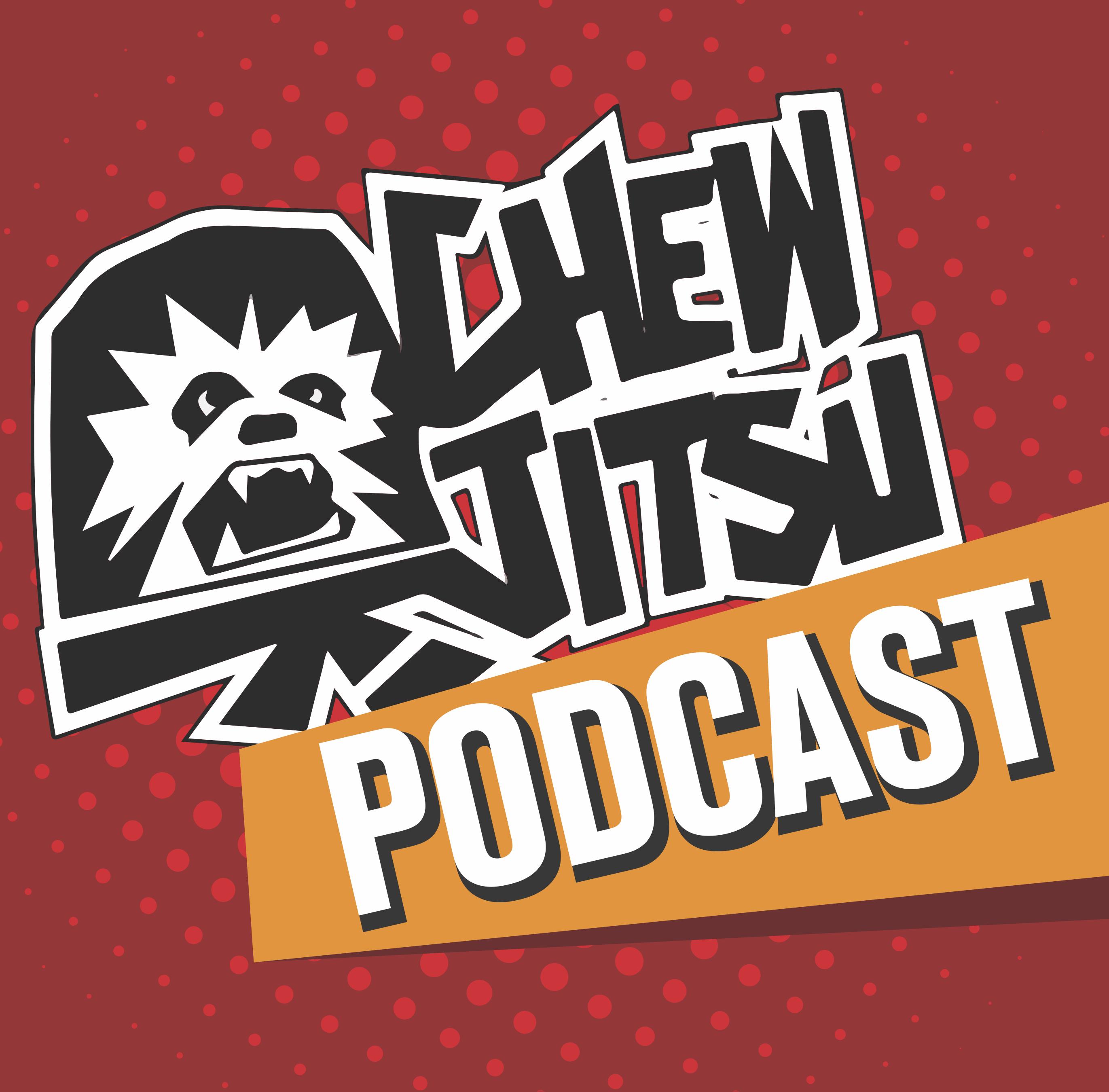 The Chewjitsu Podcast show art