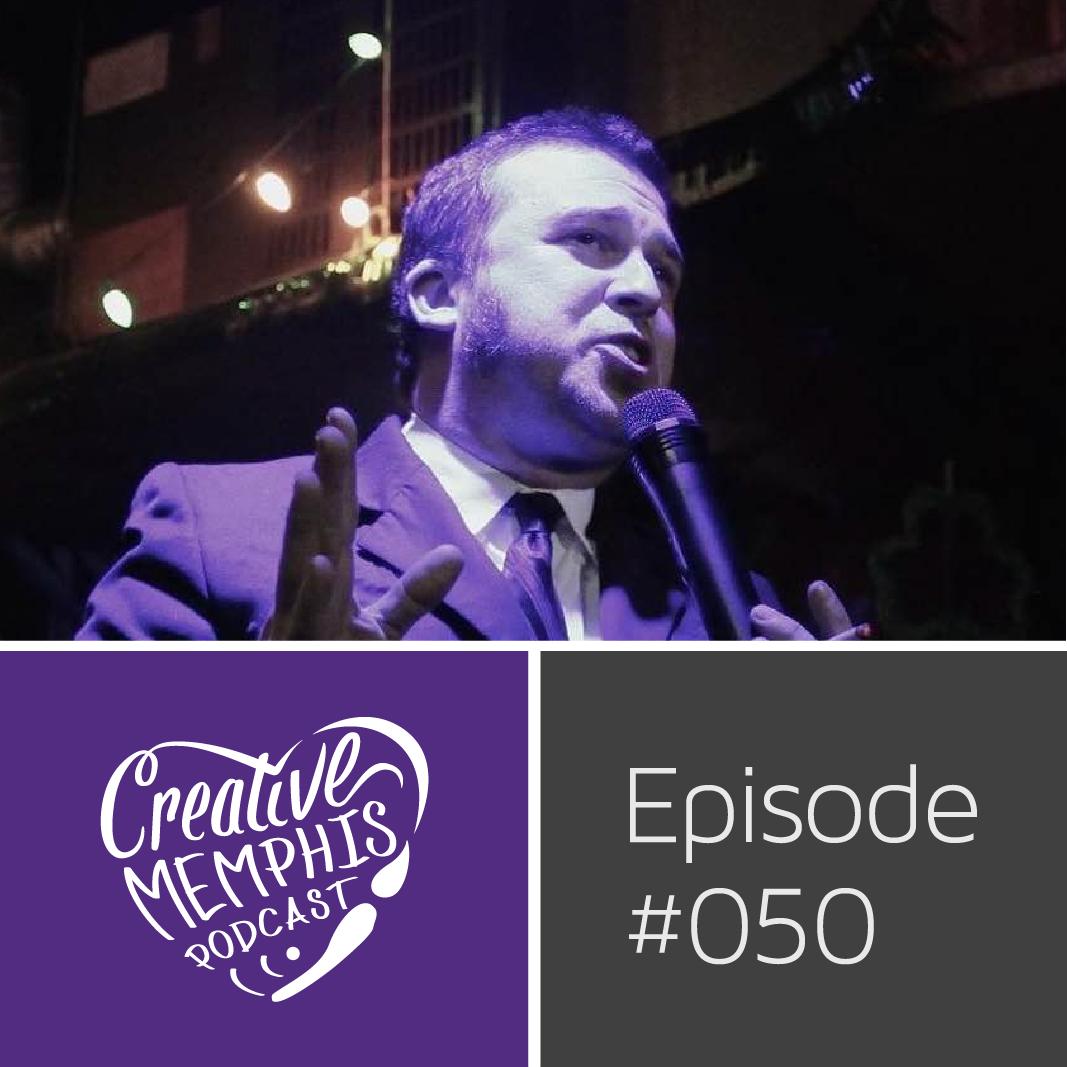 Episode #050: Josh McLane | Memphis Comedy Festival