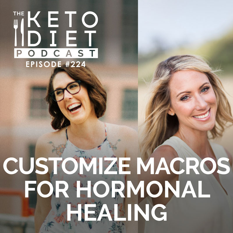 #224 Customize Macros for Hormonal Healing with Christa Orecchio