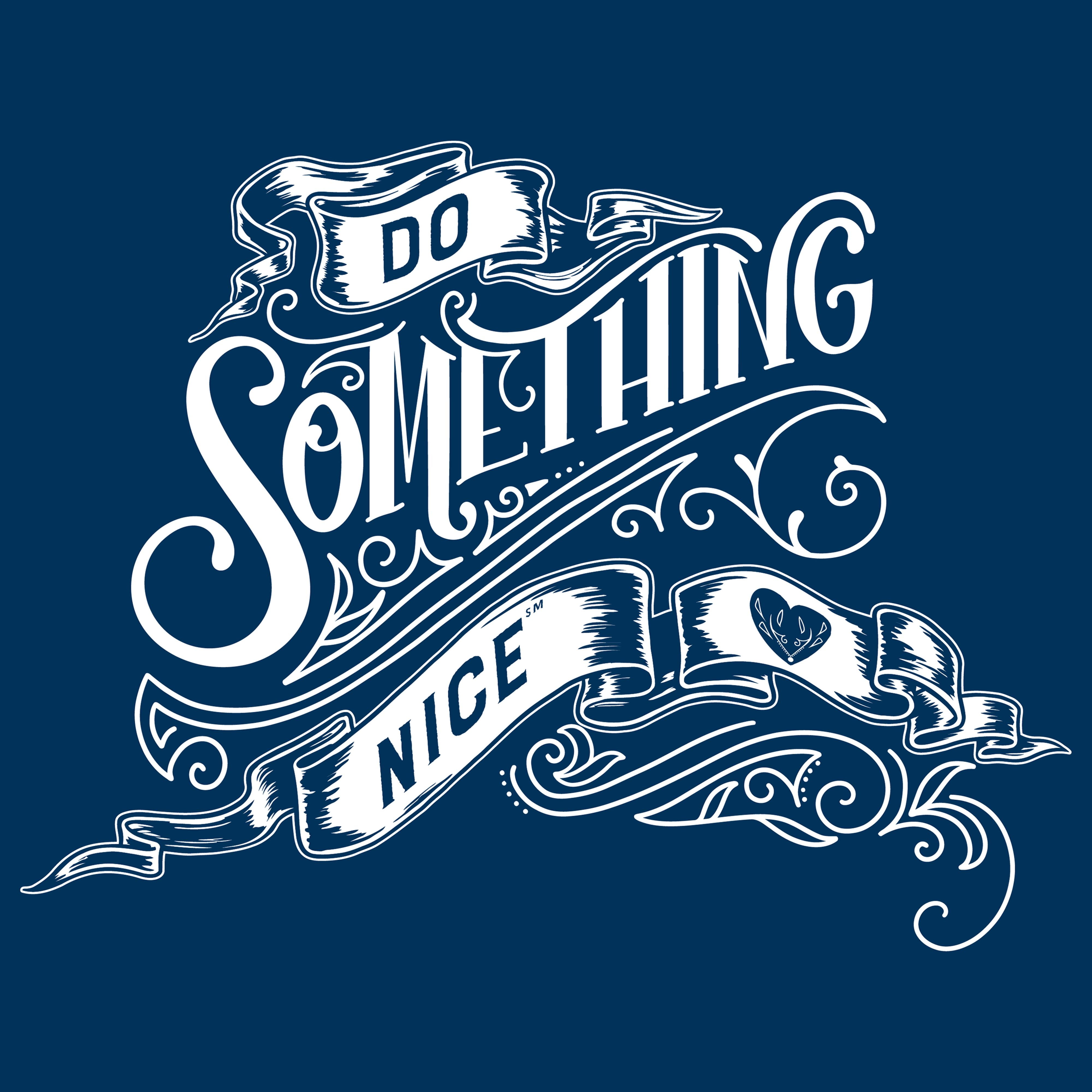 Do Something Nice show art
