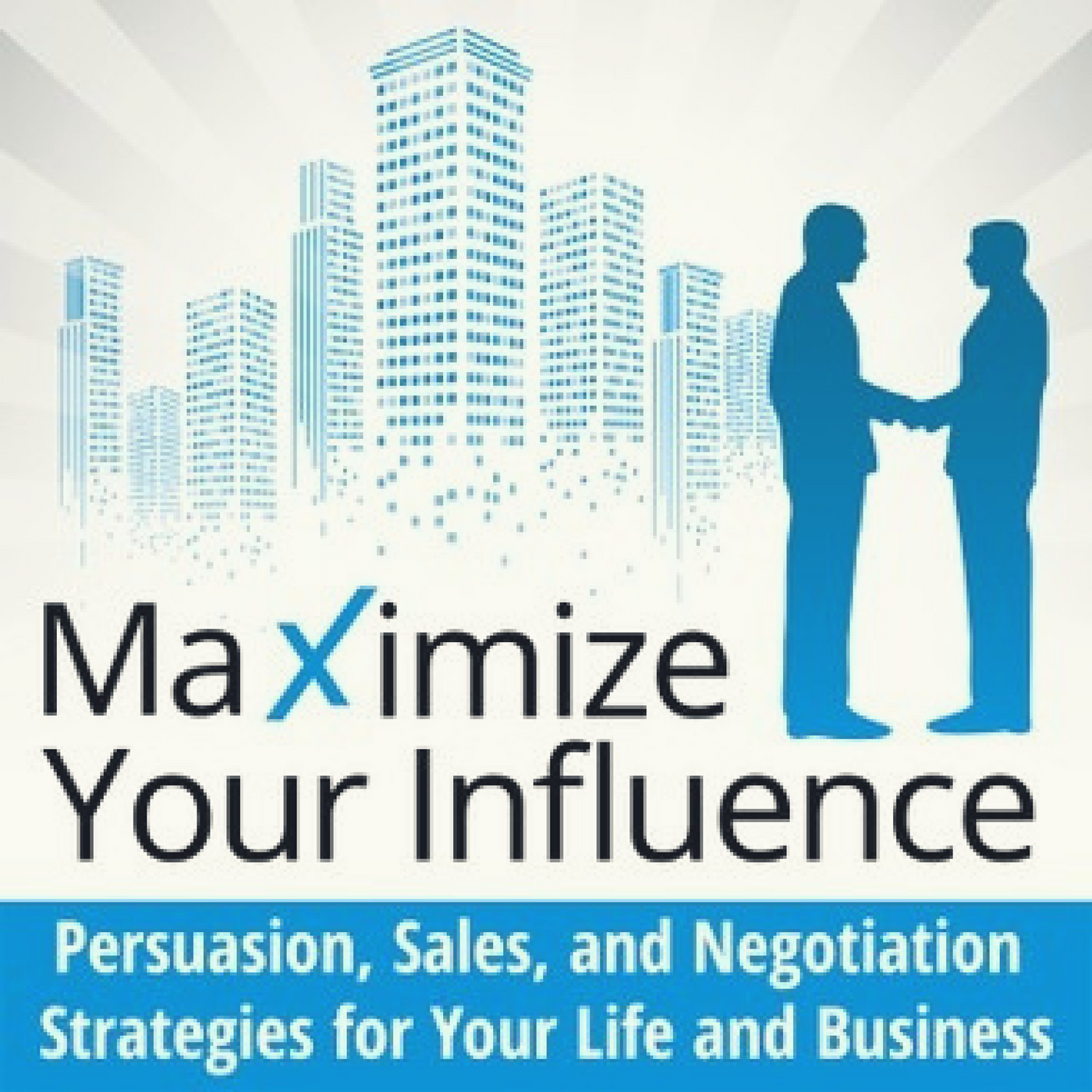 Maximize Your Influence logo
