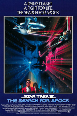 BMU #9 The Search for Spock '84